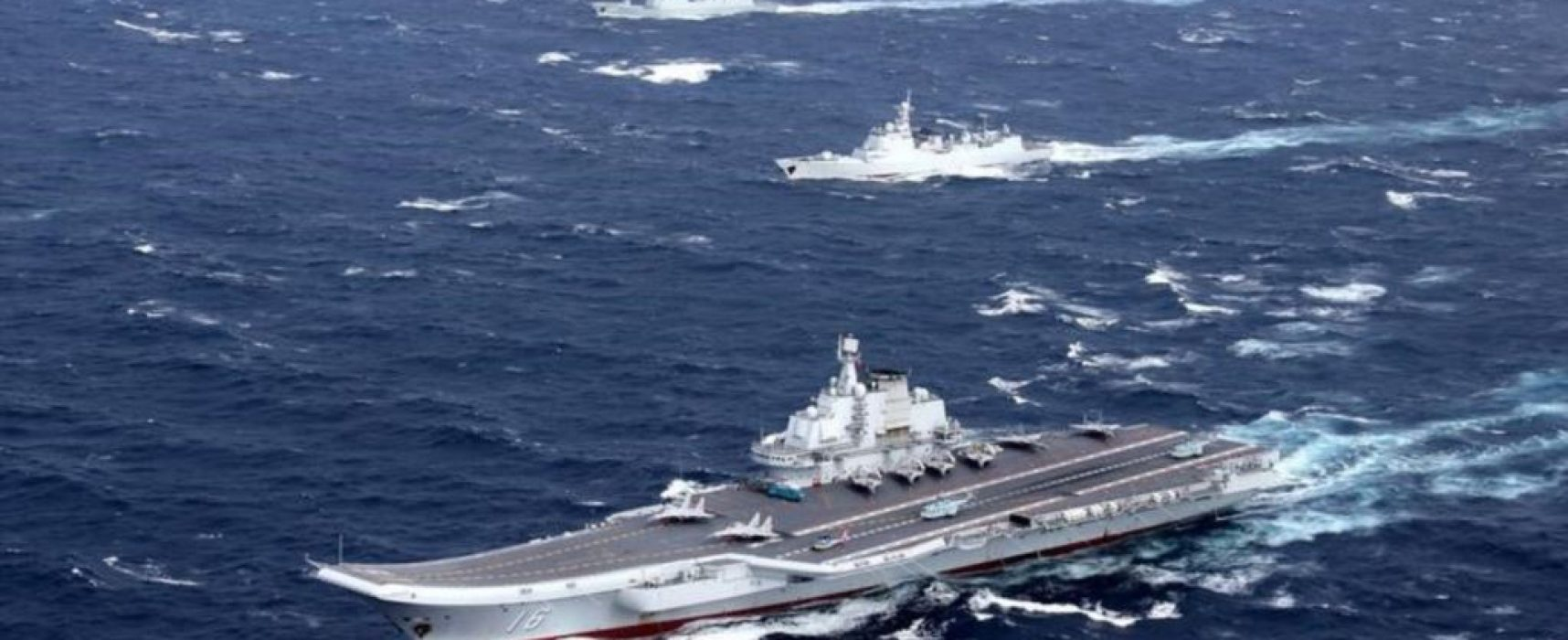 Repeated Aggression in South China Sea Belies China's Denials of 'Maritime Empire'