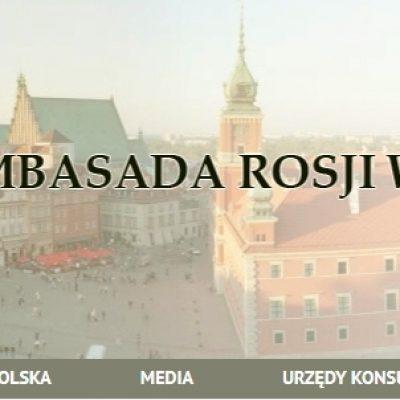 """""""Mowa Niezależna"""" czyli rosyjska ambasada nadaje"""