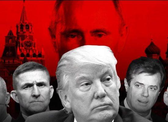Фейк програми «Время»: звинувачення у зв'язках Трампа з Росією ґрунтуються на «байках за чаркою», вкинутих українським політологом