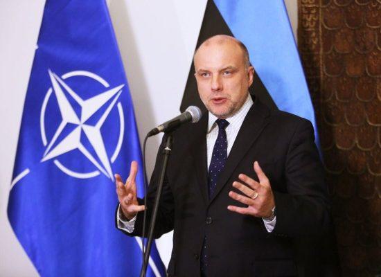 Фейк російських ЗМІ: міністр оборони Естонії проголосив Росію ворогом