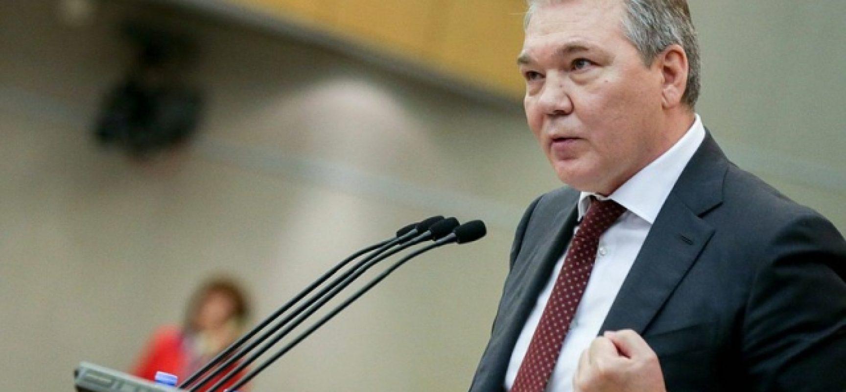 В Думе призвали «не стесняться поставлять оружие» сепаратистским «ДНР» и «ЛНР»