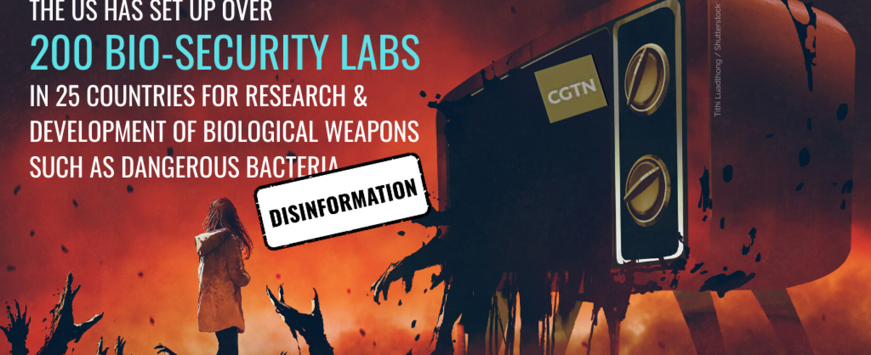 The secret labs conspiracy: a converging narrative