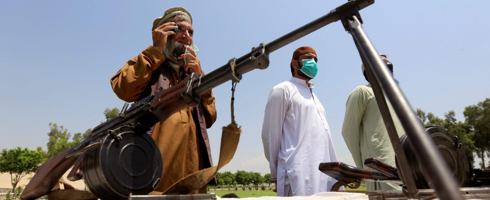 Фейк «Вестей»: госсекретарь Помпео назвал информацию о связях России с «Талибаном» ложной