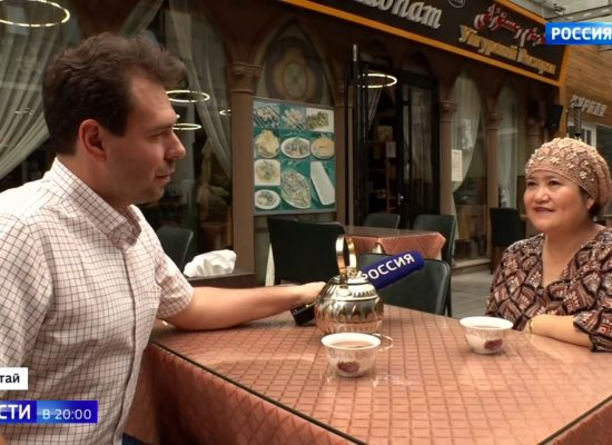 «Вести» заявили, что уйгуров в Китае не преследуют, аргументировав тем, что в Пекине есть уйгурские рестораны