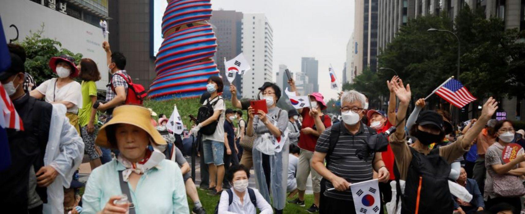 A Renegade South Korean Church Sparks Outbreak