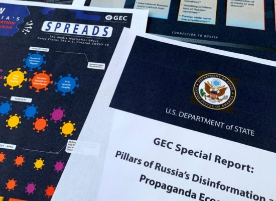 US Exposes Russian Tactics to Sway American Elections