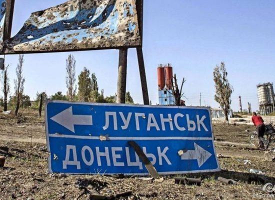 Фейк Сергея Лаврова: в 80% нарушений режима прекращения огня на Донбассе виновна Украина