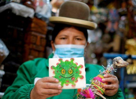 Bolivia's Congress Says Chloride Dioxide Kills Coronavirus. It Also Kills People