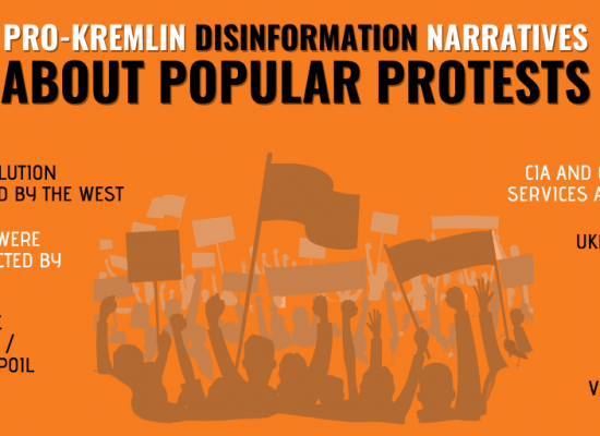 Colour Revolutions Everywhere: Pro-Kremlin Media Covers Popular Protests