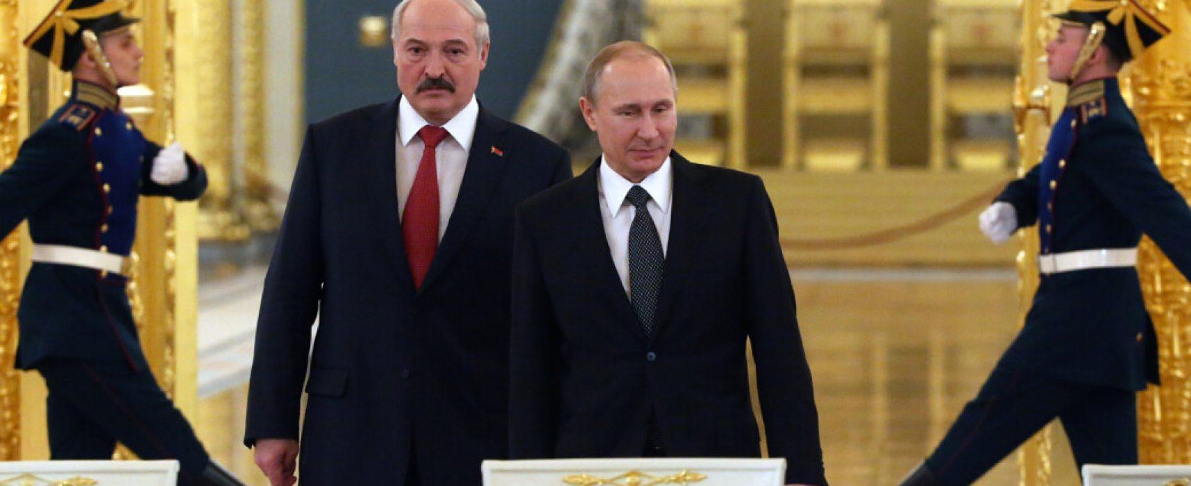 Спасать или сливать? Что будет делать Москва с Лукашенко — анализ пропаганды