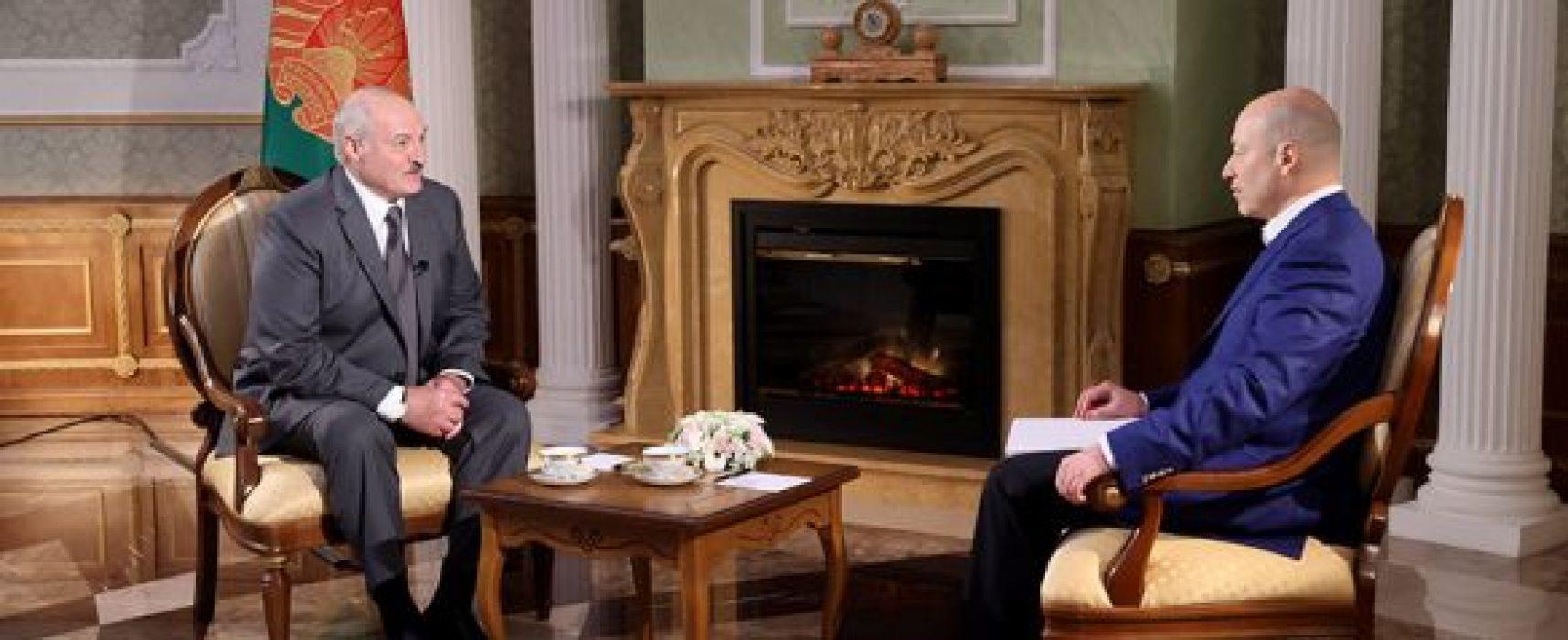 Борис Бахтеев: Эффект отсутствия. Об интервью Гордона с Лукашенко