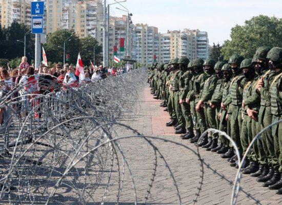 «Никто не хочет делать из Беларуси новую Украину»: российские СМИ превратили предупреждения лидеров ЕС России в антиукраинские заявления