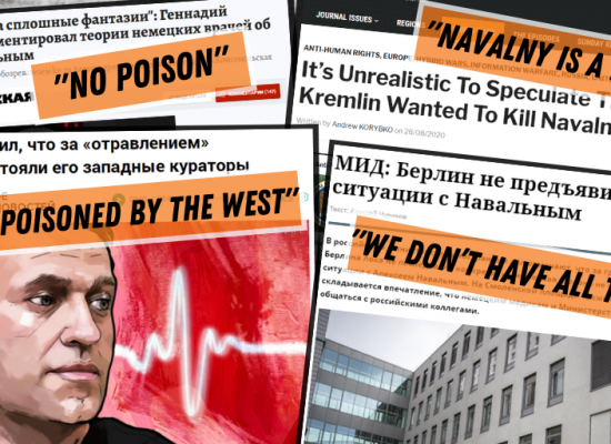 """The German Statement Follows Goebbel's Laws On Propaganda"" The Kremlin, The Navalny Case And The Art Of Denial"