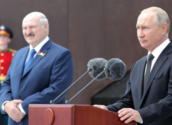 "Edward Lucas: Russia is repeating its usual mistake — and losing ""brotherly Belarus"""