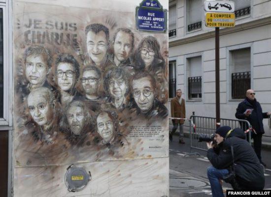 Iran's Supreme Leader Spins Charlie Hebdo Case Into a Western Conspiracy
