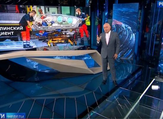 Несуществующий авиарейс и младенцы Ющенко. Как «Вести недели» выгораживают Кремль в деле Навального