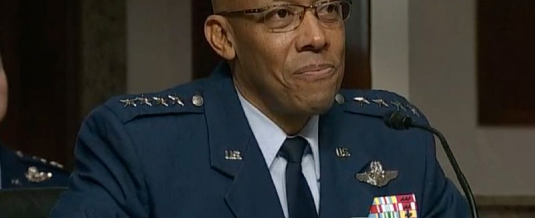 Фейк российских СМИ: начштаба ВВС США заявил о подготовке к войне с Россией и Китаем