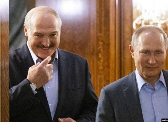 Ігор Яковенко: Як Лукашенко Білорусь Путіну продає