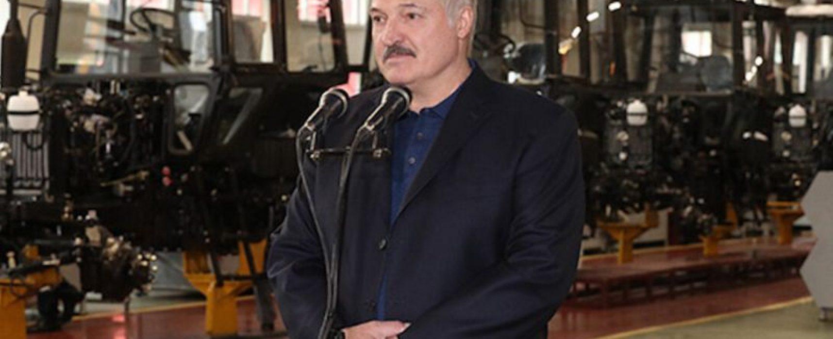 Фейк программы «Время»: режим Лукашенко спас экономику Беларуси от разрушения