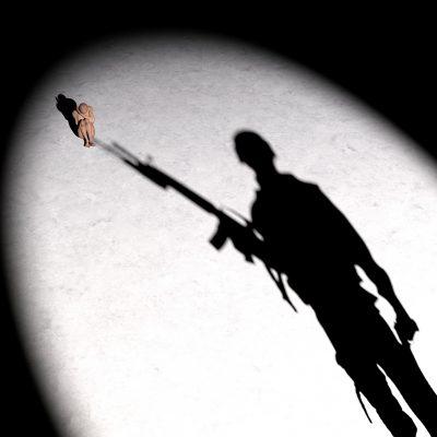 Iperyt, gwałty i dokwaterowania. Jak Rosja starszy żołnierzami NATO