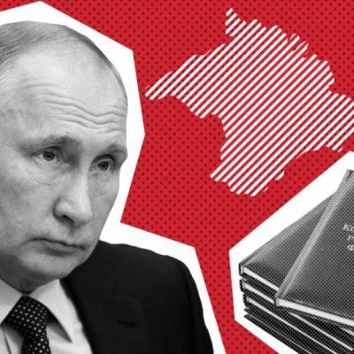Бесстыдство погибающей империи. О новом обосновании аннексии Крыма