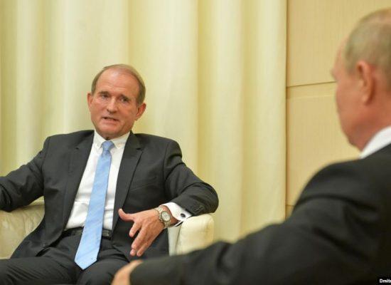 Зачем Путин «вакцинировал» Медведчука?