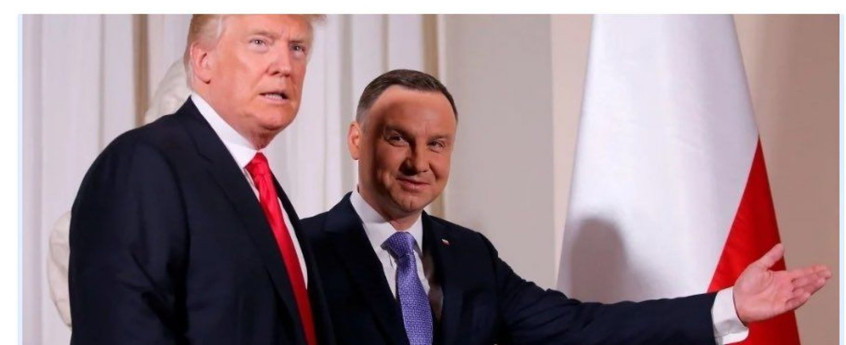 Atomowa dezinformacja. Jak Rosjanie manipulują faktami wokół umowy Polska – USA