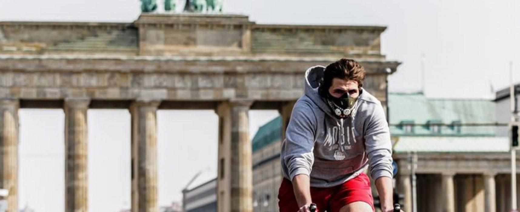 Фейк программы «Время»: из-за коронавируса Берлин возвращается к временам стены