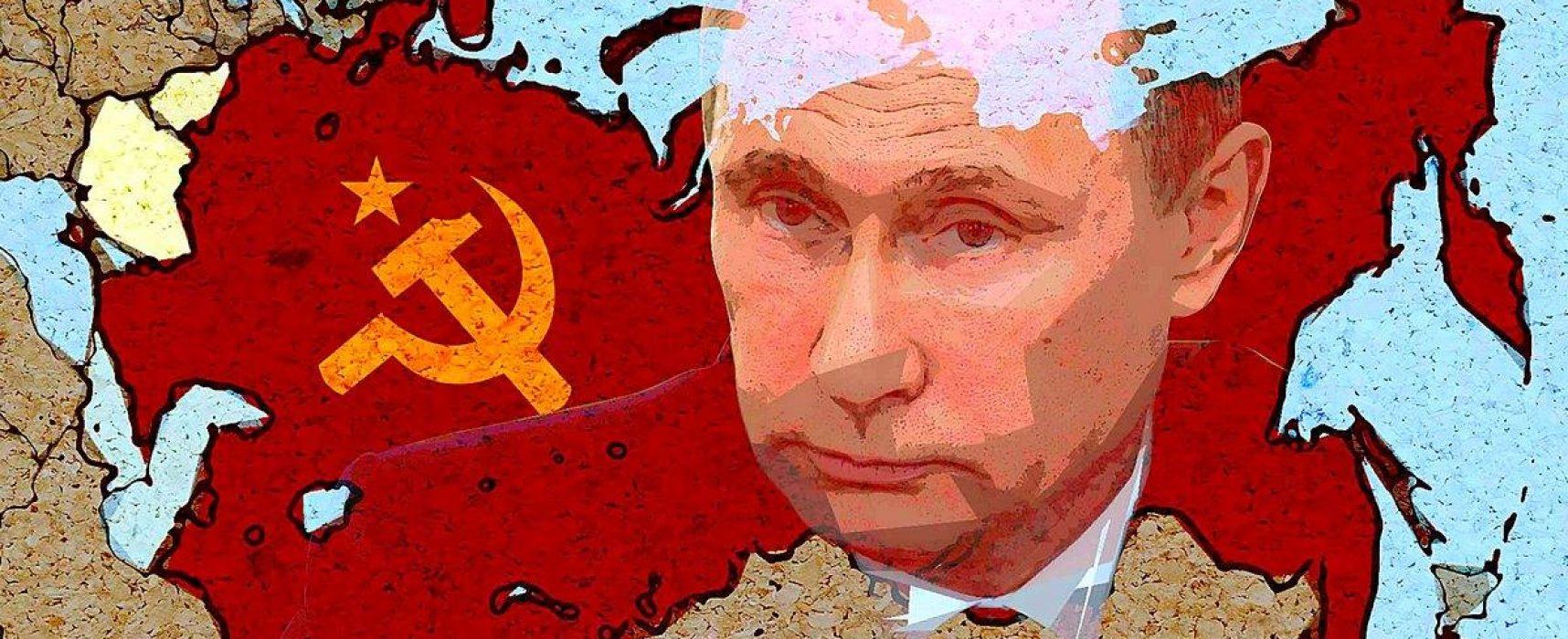 Игорь Яковенко: Реваншизм как русская национальная идея